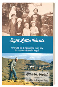 Eight Little Words by Fern Horst and Alyssa Reitz